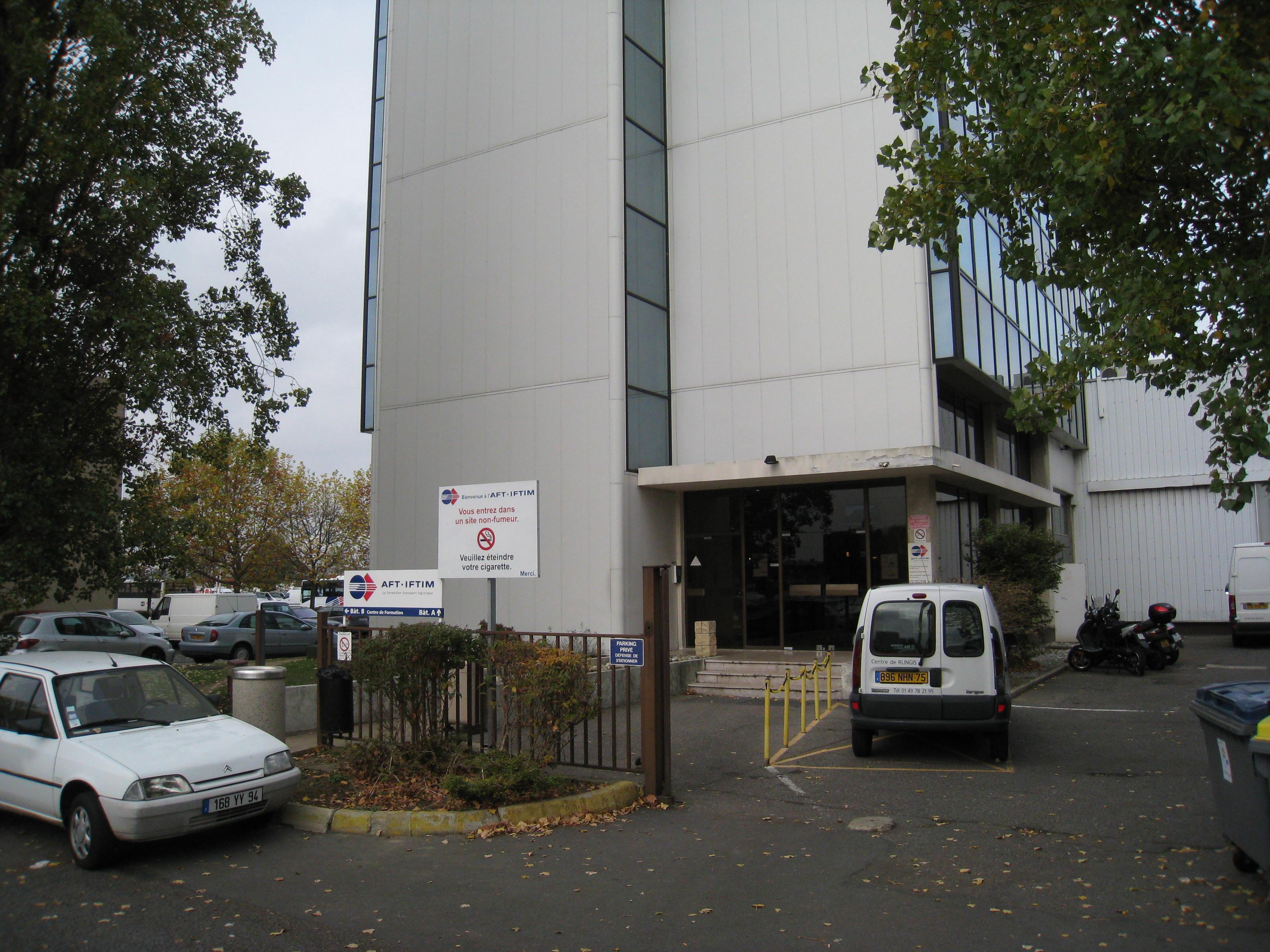 bâtiment A